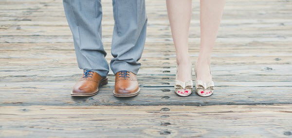 美しい足を手に入れると恋人にも自信を持って接することができる