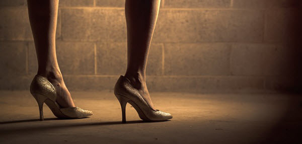 女性の美しさを体現したハイヒール